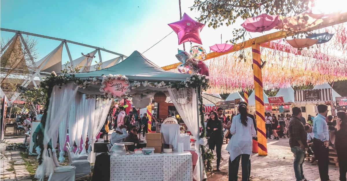Navigating festivals while autistic can lead to sensory overload