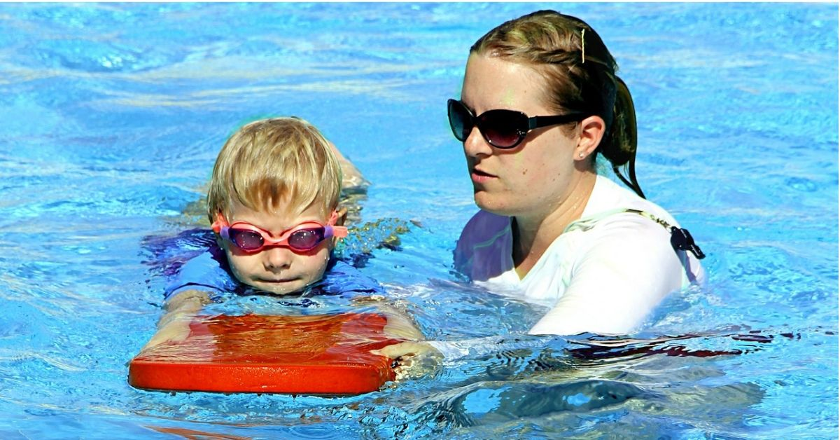 Swimming Lessons: A Necessary Evil for Autistic People